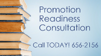 Promotion Readiness Consultation