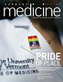 Vermont Medicine Fall 2015 cover image