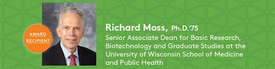 Dr. Richard Moss Banner